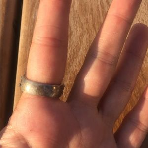 Jewelry - Sliver ring with stone 925